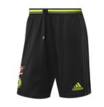 2016-2017 Chelsea Adidas Training Shorts (Black)