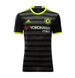 2016-2017 Chelsea Adidas Away Football Shirt (Kids)