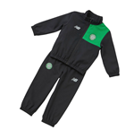 2016-2017 Celtic Infants Presentation Tracksuit (Black) - Kids