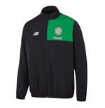 2016-2017 Celtic Presentation Jacket (Black)