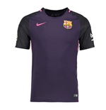 2016-2017 Barcelona Away Nike Football Shirt
