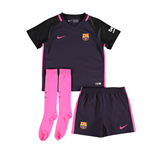 2016-2017 Barcelona Away Nike Baby Kit