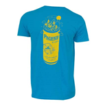 PACIFICO Aqua Beer Can Tee Shirt