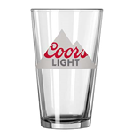 COORS Light Pint Glass