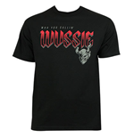 ARROGANT BASTARD Black Men's Wussie Tee Shirt