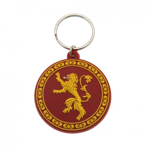 Game Of Thrones Keyring Lannister