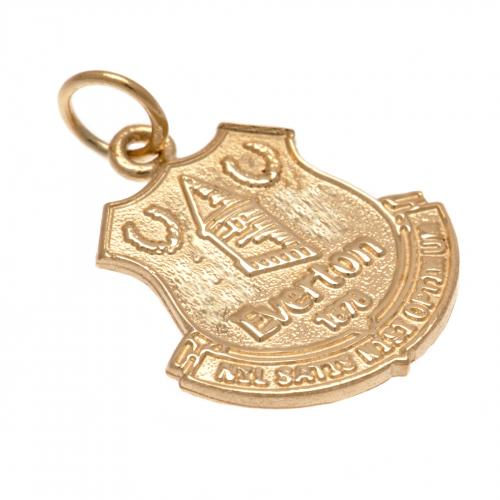 Everton F.C. 9ct Gold Pendant