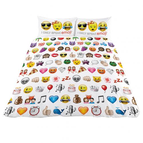 Emoji Double Duvet Set WT