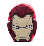 Captain America Civil War Backpack Iron Man Mask