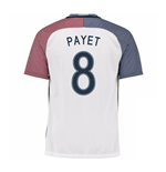 2016-17 France Away Shirt (Payet 8)