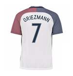 2016-17 France Away Shirt (Griezmann 7)