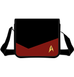 Star Trek Shoulder Bag Red Suit