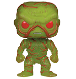 DC Comics POP! Heroes Vinyl Figure Swamp Thing 9 cm