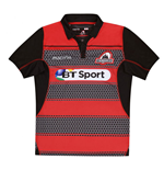 2016 Edinburgh Home Pro Rugby Shirt