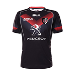 2015-2016 Toulouse Rugby Training Jersey (Black)