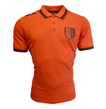 2015-2016 Toulouse Rugby Leisure Polo Shirt (Red)