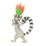 Madagascar Mini Figure King Julien 8 cm