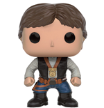 Star Wars POP! Vinyl Bobble-Head Figure Han Solo (Ceremony) 9 cm