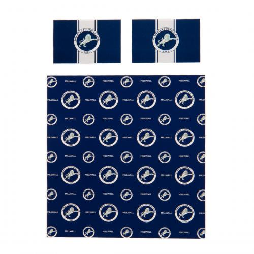 Millwall F.C. Double Duvet Set