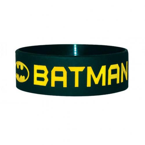 Batman Silicone Wristband