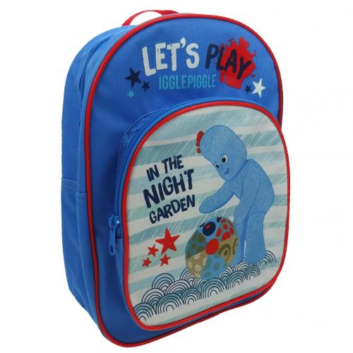 In The Night Garden Junior Backpack Iggle Piggle