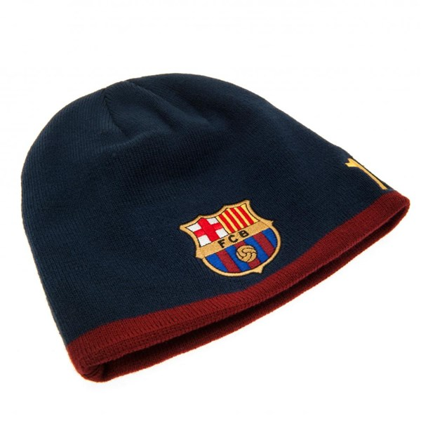 F.C. Barcelona Knitted Hat Messi