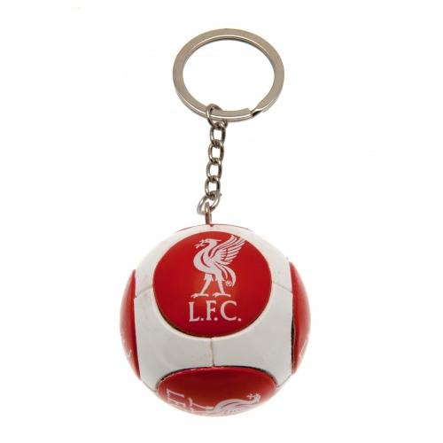 Liverpool F.C. Football Keyring