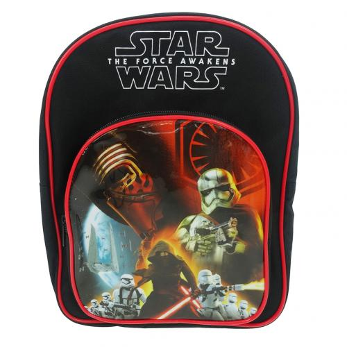Star Wars The Force Awakens Junior Backpack Galaxy