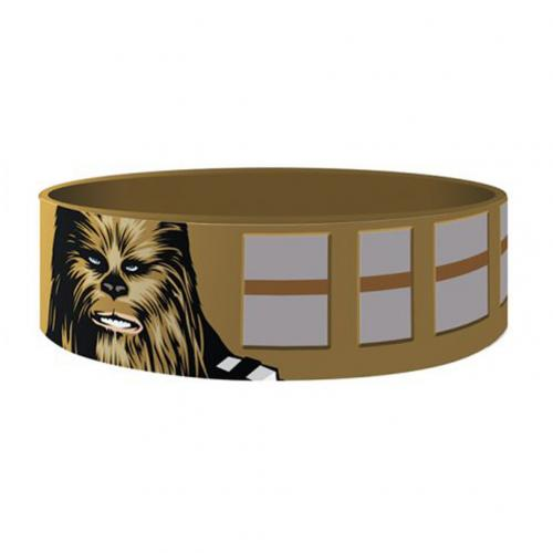 Star Wars Silicone Wristband Chewbacca