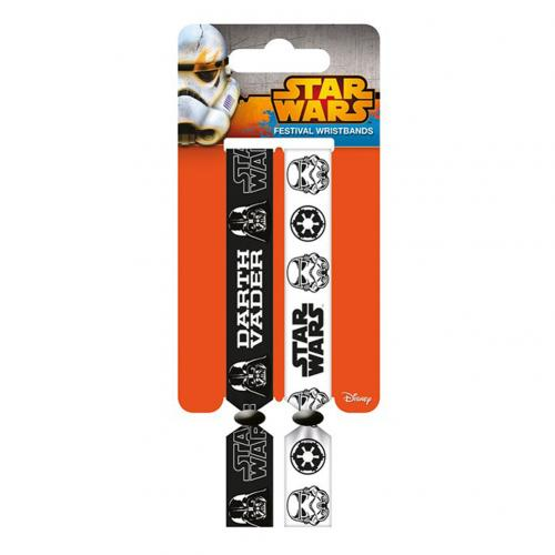 Star Wars Festival Wristbands Empire