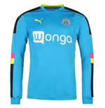 2016-2017 Newcastle Away Goalkeeper Shirt (Blue)