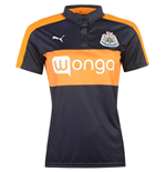 2016-2017 Newcastle Away Ladies Shirt