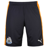 2016-2017 Newcastle Away Football Shorts (Kids)