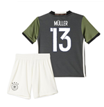 2016-2017 Germany Away Mini Kit (Muller 13)