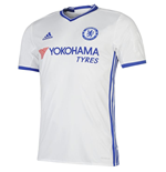 2016-2017 Chelsea Adidas Third Football Shirt