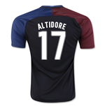 2016-17 USA Away Shirt (Altidore 17)