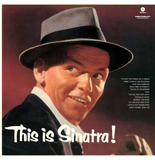 Vynil Frank Sinatra - This Is Sinatra