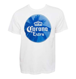 CORONA EXTRA Palm Tree Logo Tee Shirt