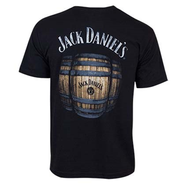 JACK DANIELS Barrel Tee Shirt
