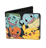 POKEMON Characters Wallet
