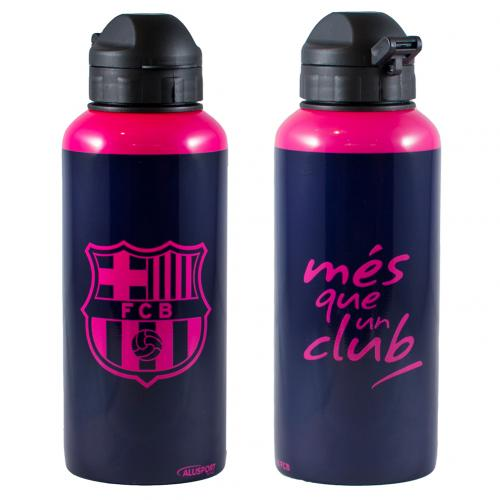 F.C. Barcelona Aluminium Drinks Bottle Away