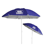 BUD LIGHT Beach Umbrella