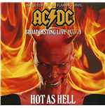 Vynil Ac/Dc - Hot As Hell Broadcasting Live 1977 79