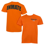 SUICIDE SQUAD Orange Inmate Tee Shirt