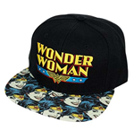 WONDER WOMAN Smiles Hat