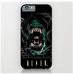 Alien iPhone 6 Case Xenomorph Smoke