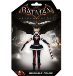 Batman Arkham Knight Bendable Figure Harley Quinn 14 cm