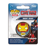 Captain America Civil War POP! Pin Badge Iron Man