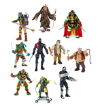 Teenage Mutant Ninja Turtles Out of the Shadows Basic Action Figures 11-14 cm Assortment (12)