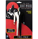 The New Batman Adventures Bendable Figure Two-Face 14 cm